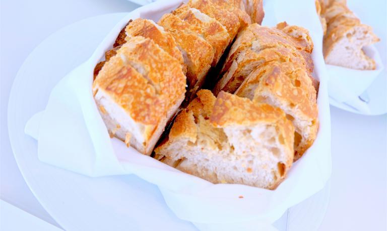 Il pane fragrante realizzato dai detenuti del carc