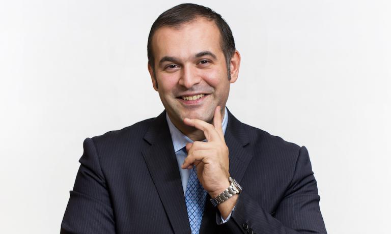 Giancarlo Princigalli, born in Milan in 1978, has