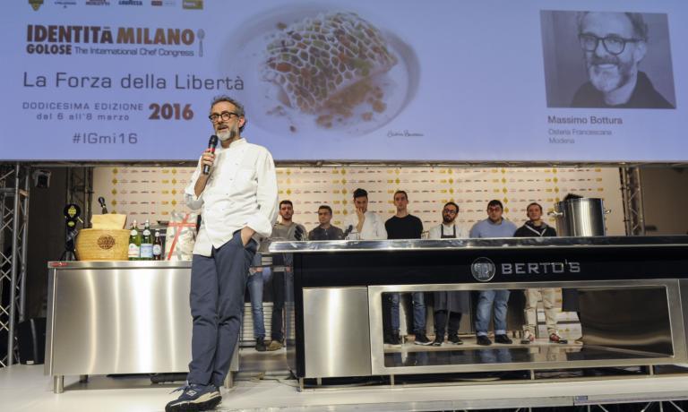 Nel suo intervento a Identità Milano, Massimo Bot