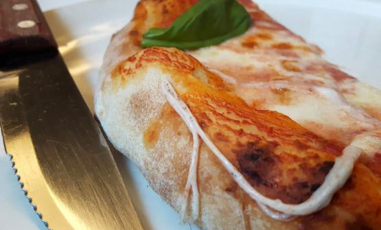 La margherita della pizzeria/ristorantePiccola P