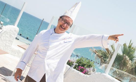 Enrico Mazzaronitorna in sella a un ristorante d