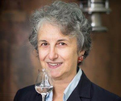 Paola Soldi, presidente dell'Associazione nazionale assaggiatori grappe e acquaviti