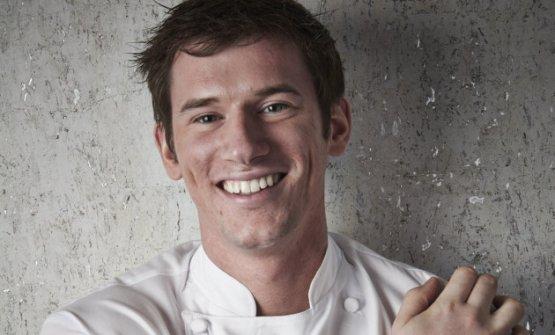 Adam Handling, 29 anni, scozzese, al timone dei ri