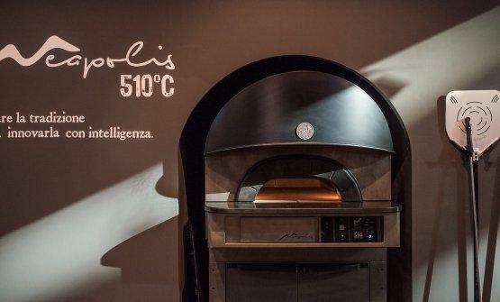 Il forno Neapolis 510°C di Moretti Forni