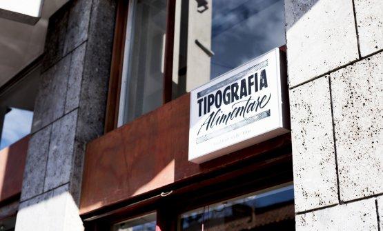 Paola Pellai ci parla della nuova Tipografia Alimentare, in viavia Dolomiti 1/3, a Milano