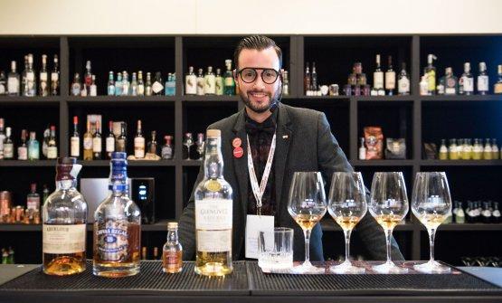 Chivas Brothers Whisky Sensology: Un viaggio tra whisky e fine foodconAlejandro Daniel Mazza, promossa da Pernod-Ricard