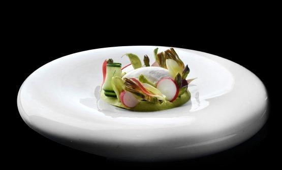 Primavera vegetale: il piatto della rinascit