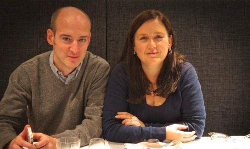 Il maestreo cioccolatiere catalano Enric Rovira e�