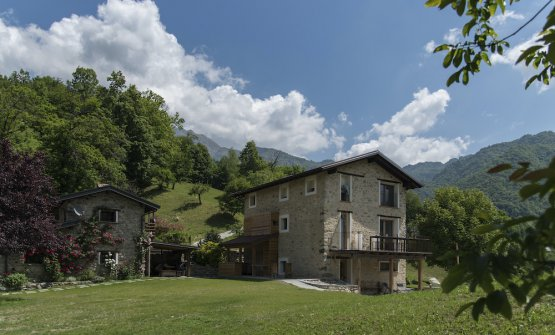 Maso Zambo, agriturismo a Cassina Valsassina (Lecc