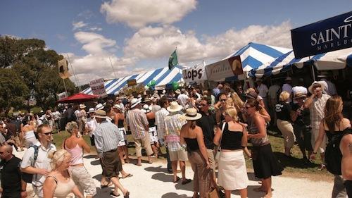 Il Marlborough Wine and Food Festival è uno degli eventi a tema goloso più importante della Nuova Zelanda: si tiene ogni anno, nel secondo sabato di febbraio (foto newzealand.com)