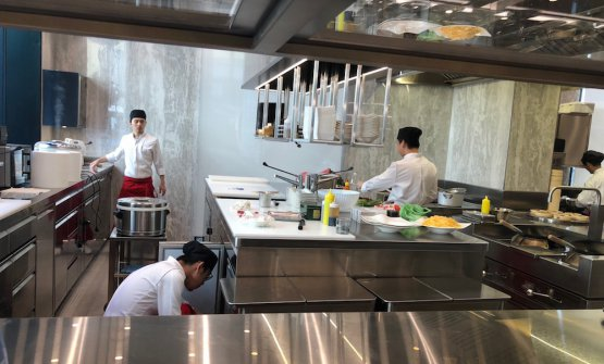 La cucina di Aji,cucina orientale take away e de