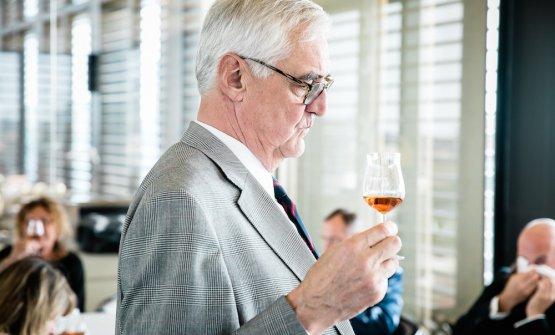 Maurice Richard Hennessy, epigono di 8 generazioni Hennessy