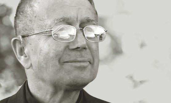 Don Giacomo Cauda, che ebbe il merito di riscoprire il Ruché