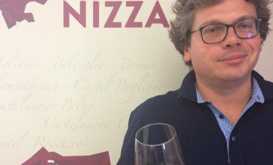 Gianni Bertolino, presidente dell'Associazione Produttori del Nizza