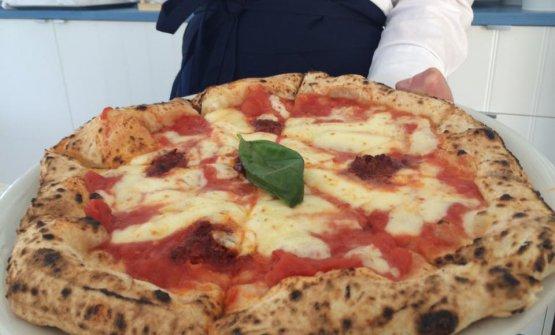 Pizza Magma
