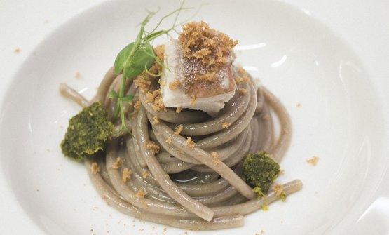 Lo Spaghettone dei poveri congallinella di mare