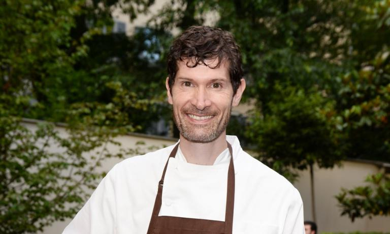 Lo chef Daniel Patterson, originario del Massachus