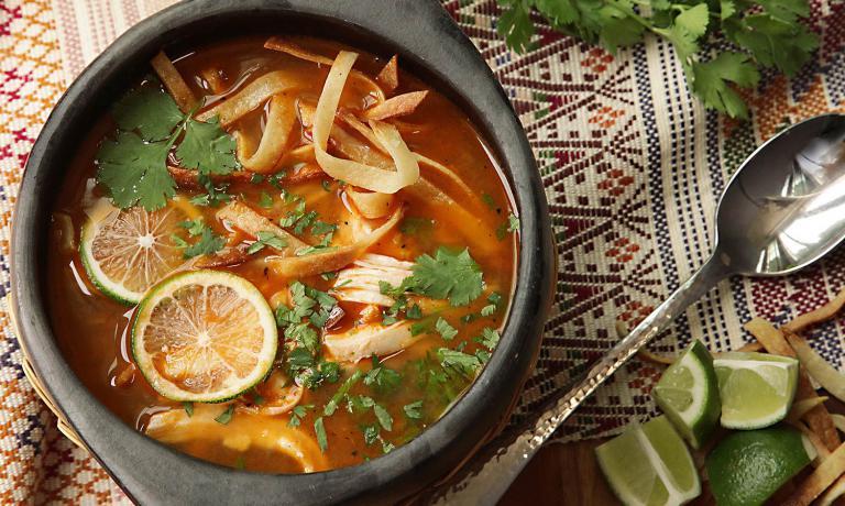 La sopa de lima