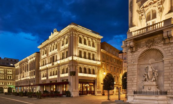IlGrand Hotel Duchi d'Aosta