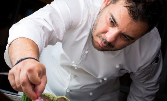 Lo chef Felice Lobasso