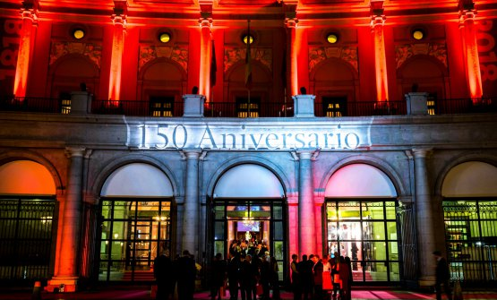 Celebrations at the Teatro Real in Madrid forJoselito's 150th anniversary