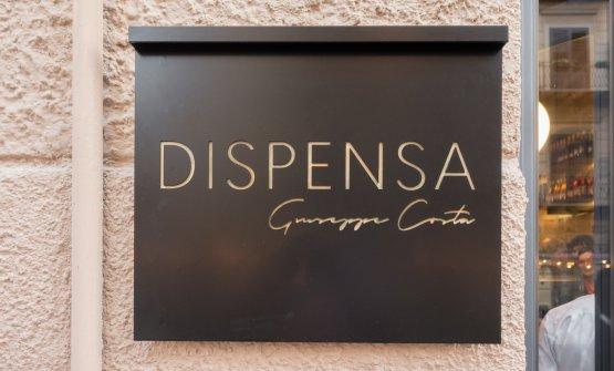 Dispensa a Palermo: il format pop dello chef Giuseppe Costa