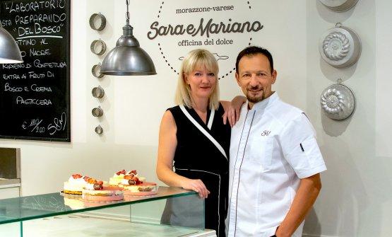 Sara e Mariano Massara