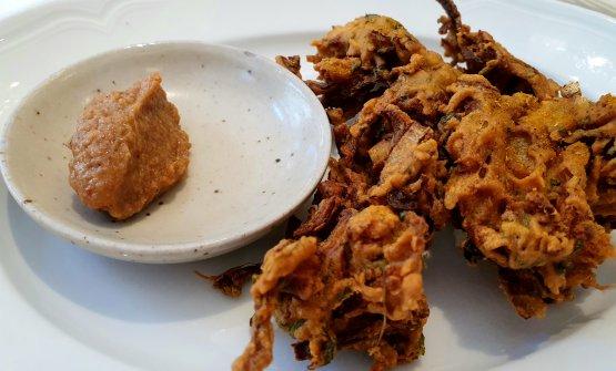 Onion Bhaji