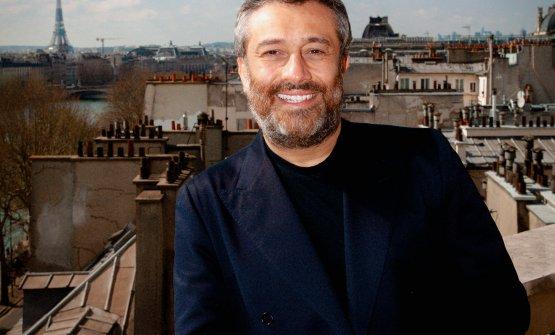 Enrico Buonocore a Parigi