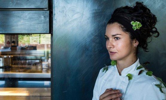 Chiara Pavan è l'executive chef