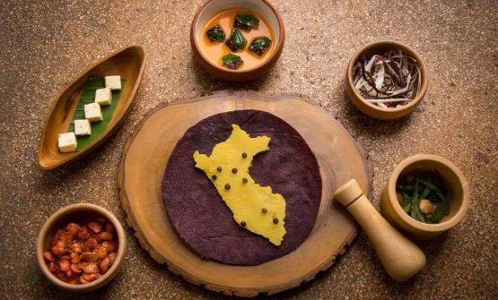 Perù Ancestrale: il piatto che ha portato Simone Nebbia alla finale sudamericanadel S.Pellegrino Young Chef 2018(fotoAlex Schweig)