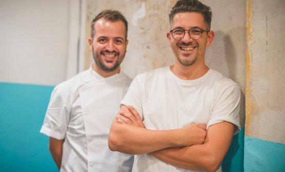 Matteo e Salvatore Aloe di Berberè: dal 2010, 12 pizzerie aperte tra Italia e Regno Unito. Prossimamente, anche una terza pizzeria a Londra euna seconda a Torino