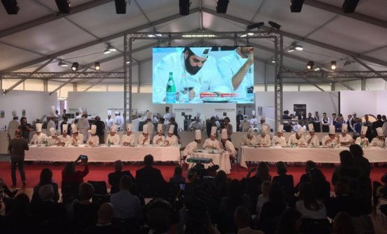 The jury of theBocuse d'Or