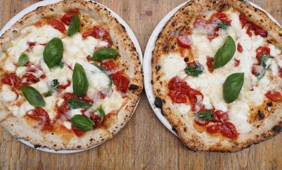 La pizza di Concettina ai 3 santi, Napoli