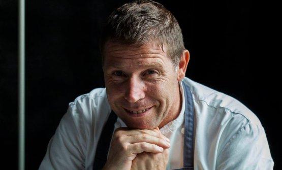 Terry Giacomello, classe 1969, friulano, da tre anni a Parma come chef del ristorante Inkiostro