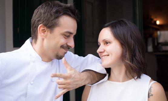 Gianluca e Sara