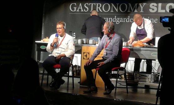 Gilmozzi a Gastronomy Slowakia