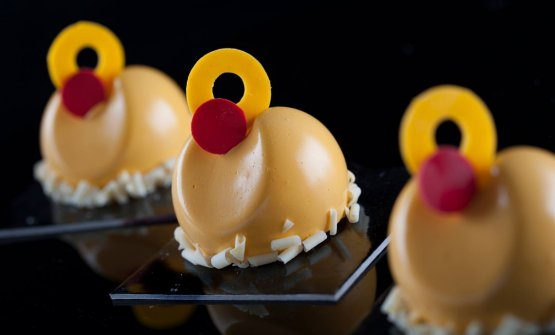 Pasticceria Capello a Torino: toast, turet e torte moderne
