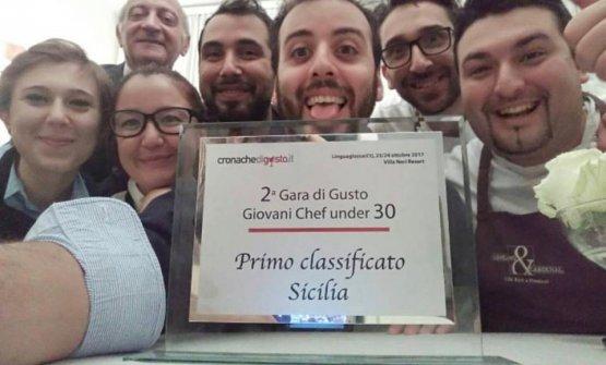 Santino Corso premiato