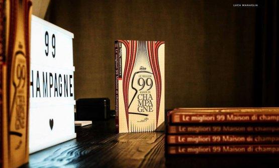 La guidaLe migliori 99 maison di Champagne,edita daEdizioni Estemporanee, è stata presentata nei giorni scorsi alRomeo e Giuliettain piazza dell'Emporio, a Roma