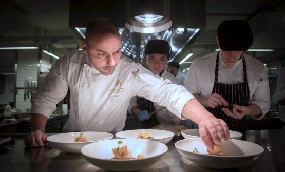 Paolo Morresi: how to make excellent Italian food in Taipei