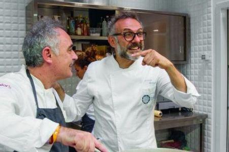 Ferran Adrià e Massimo Bottura, tra i protagonisti del forum