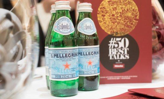 Marchi italiani all'Asia's 50Best: S.Pellegrino...