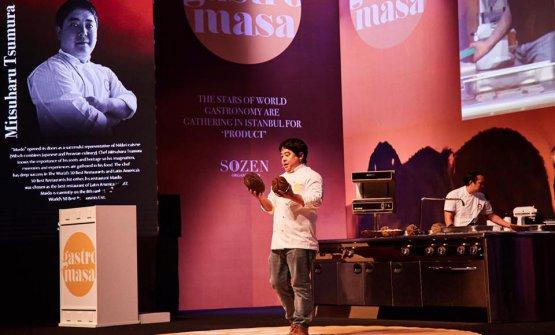 Di nuovo Tsumura e il mocambo a Gastromasa 2017