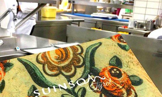 Alla scoperta del nuovo ristoranteSuinsom a Selva di Val Gardena