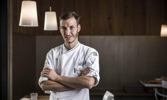 Lo chef Stephan Zippl