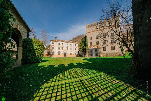 Il castello di Grancona