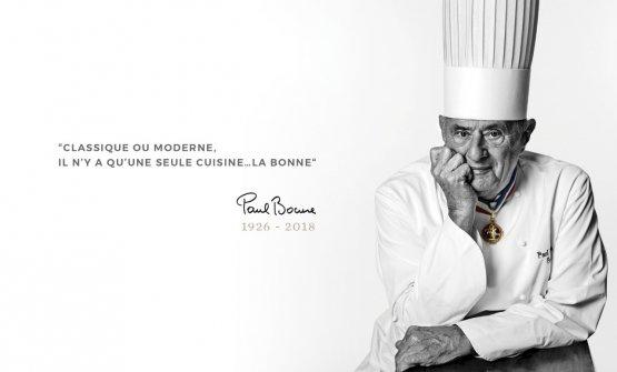 Confermato: il ristorante Paul Bocuse perde le tre stelle. Le deteneva dal 1965