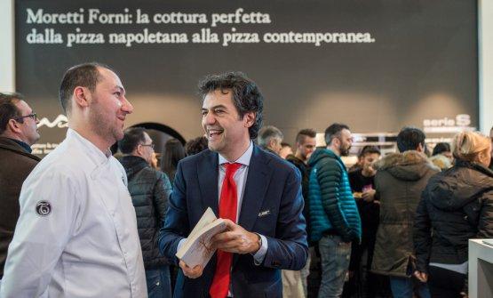 Mario Moretti, ceo & general manager di Moretti Forni