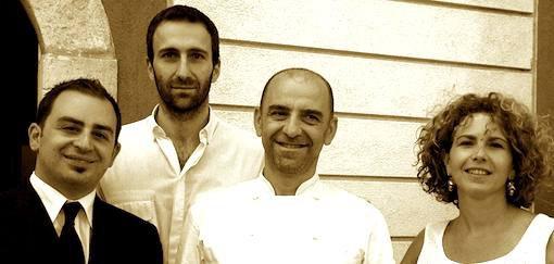 Un'immagine di Ricci con Frank Rizzuti